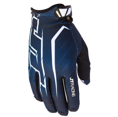 Youth Lite Turbo Glove Black/White Gloves Trusport S