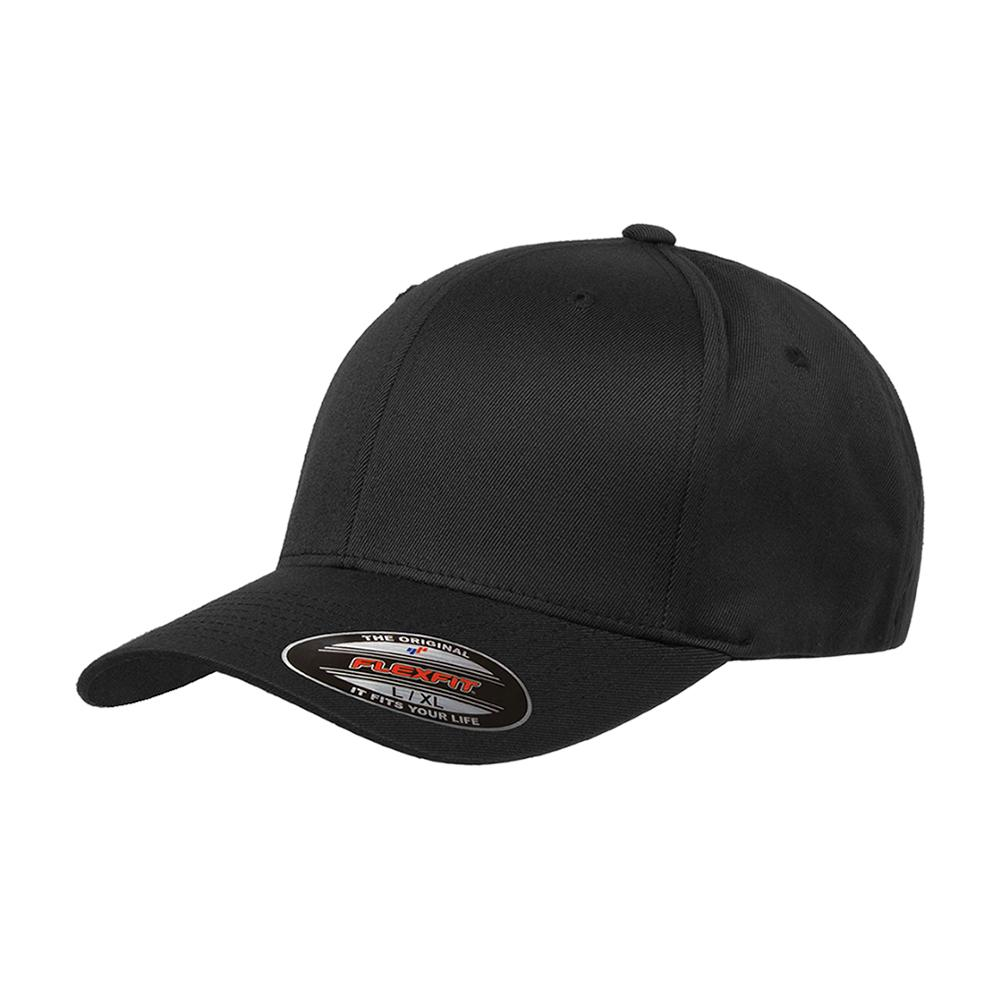 Flexfit - Baseball Original - Flexfit - Black/Black