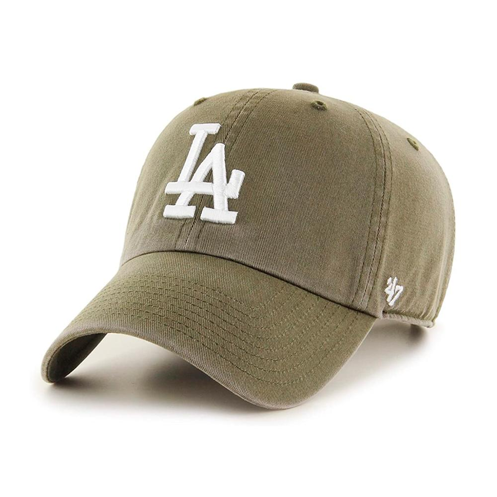 47 Brand - LA Dodgers Clean Up - Adjustable - Sandalwood