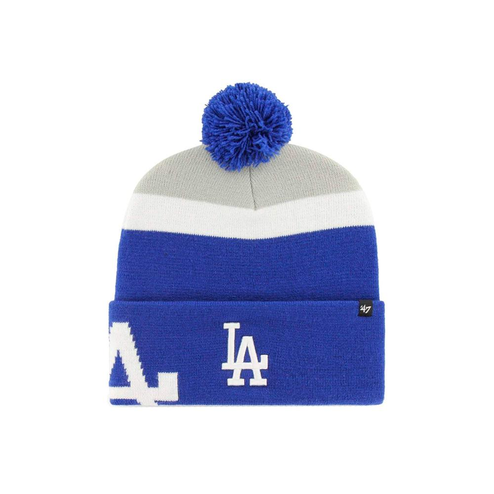 47 Brand - LA Dodgers Mokema - Beanie - Blue/Grey/White