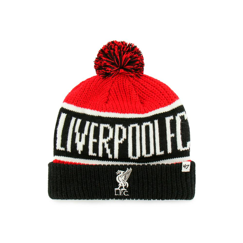 47 Brand - Liverpool FC Calgary - Beanie - Red/Black/White
