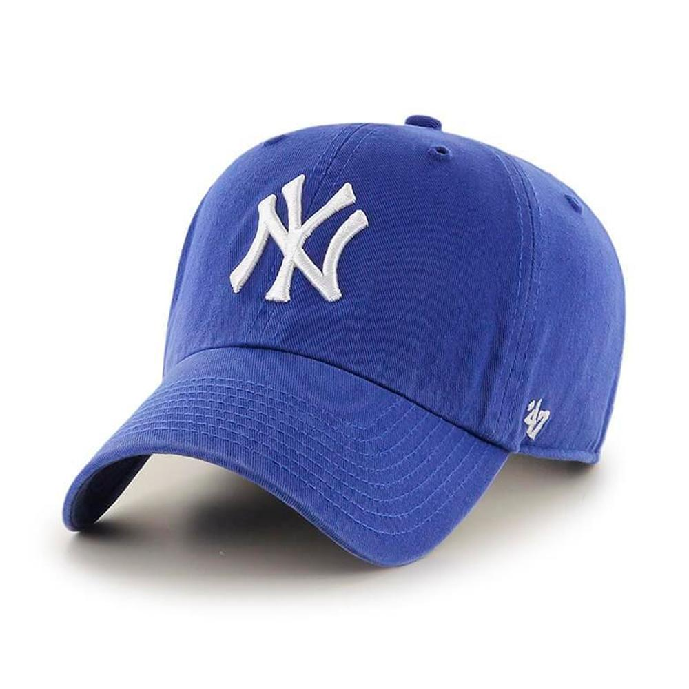 47 Brand - NY Yankees Clean Up - Adjustable - Royale Blue