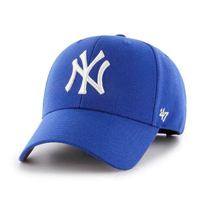 47 Brand - NY Yankees MVP - Snapback - Royal Blue