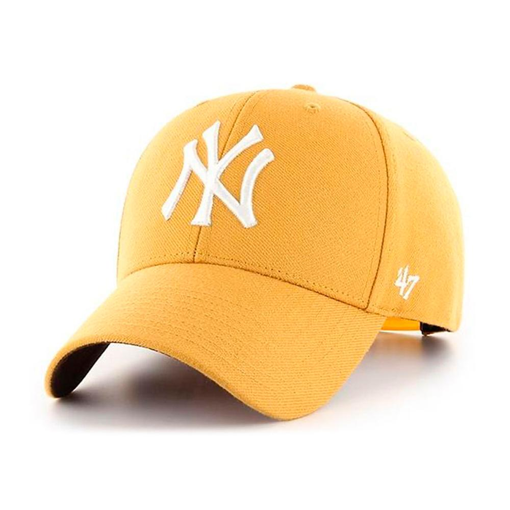 47 Brand - NY Yankees MVP - Snapback - Wheat/White