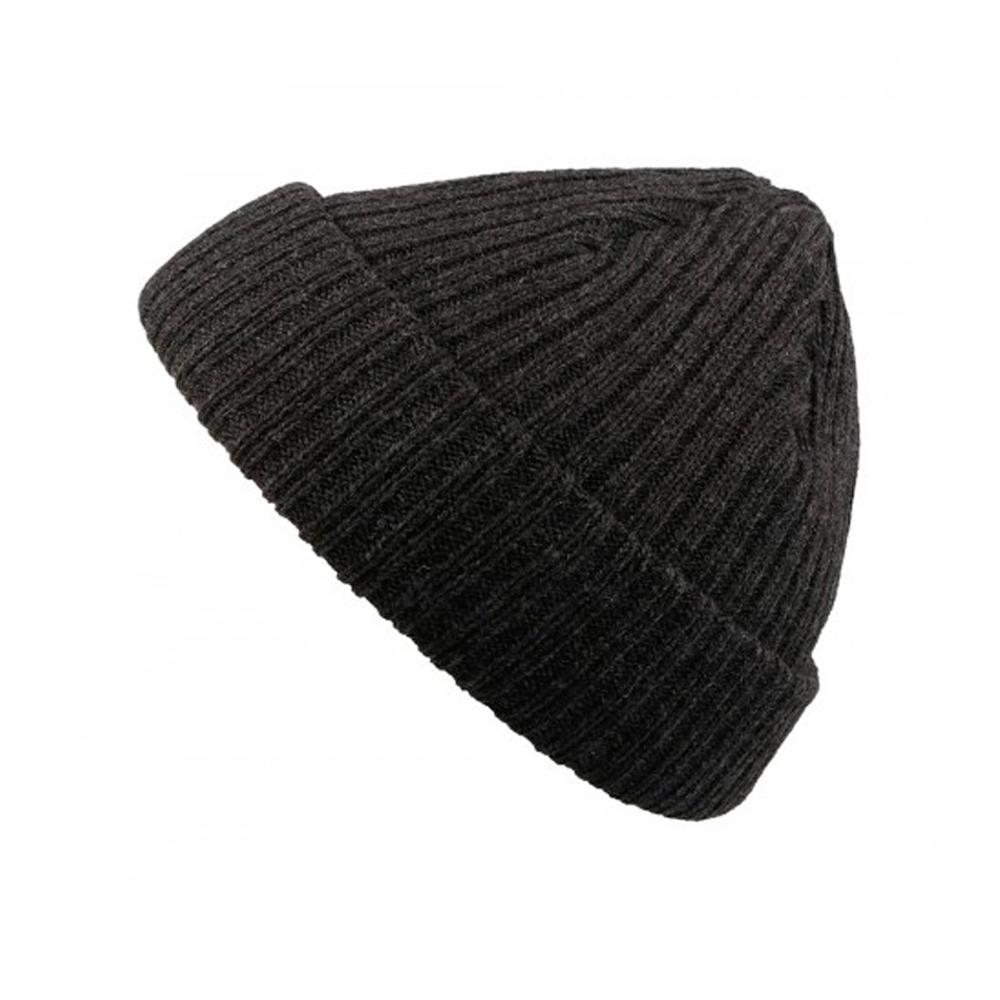 Atlantis - Docker - Beanie - Dark Grey Melange