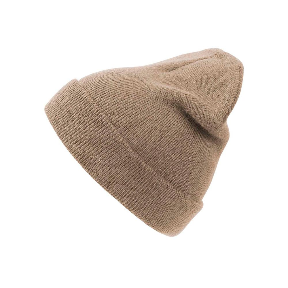 Atlantis - Fold Up - Beanie - Beige