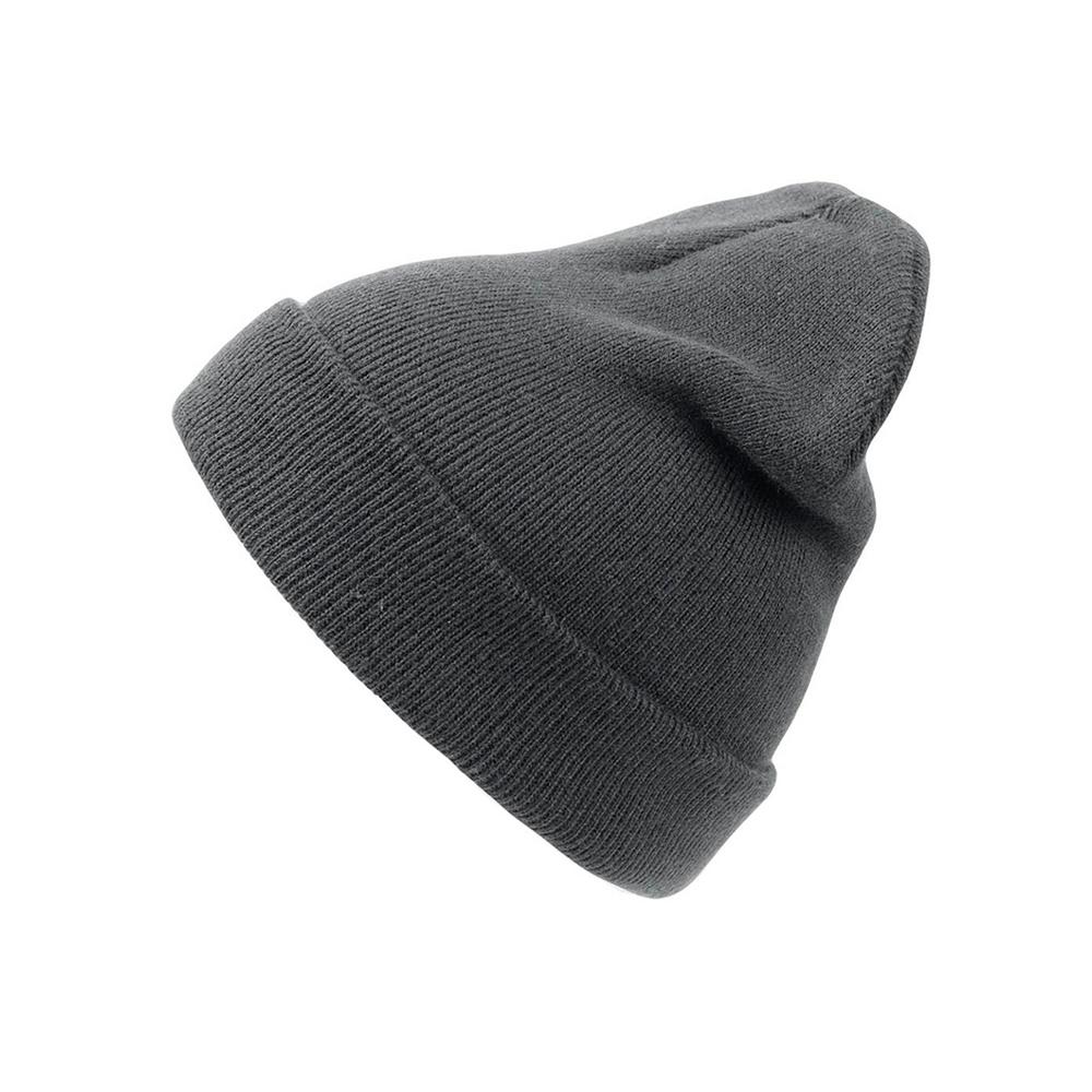 Atlantis - Fold Up - Beanie - Dark Grey
