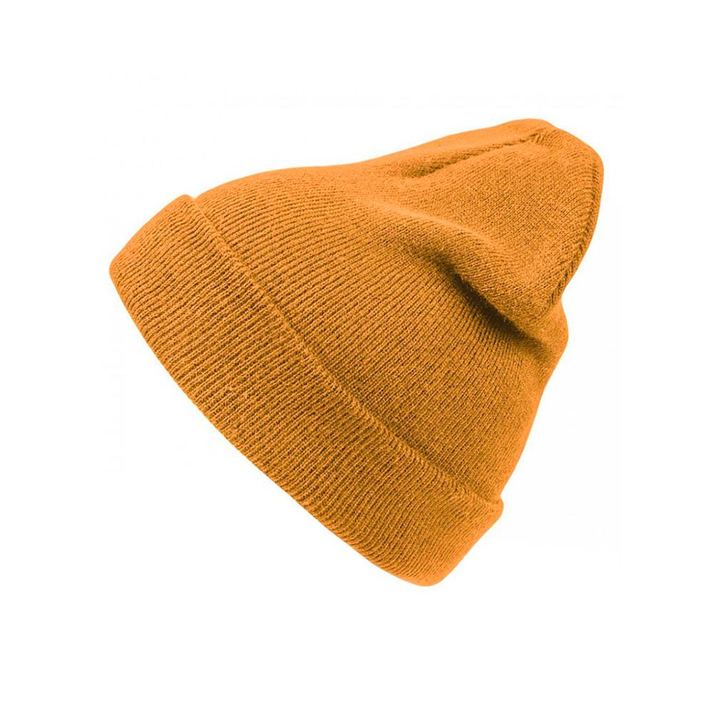 Atlantis - Fold Up - Beanie - Yellow