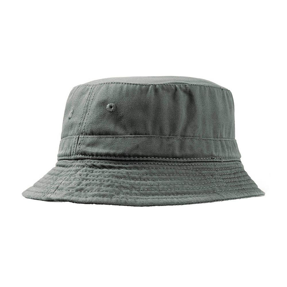Atlantis - Forever - Bucket Hat - Olive Grey