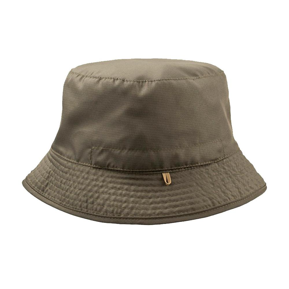 Atlantis - Pocket 2 Colored - Bucket Hat - Olive/Khaki