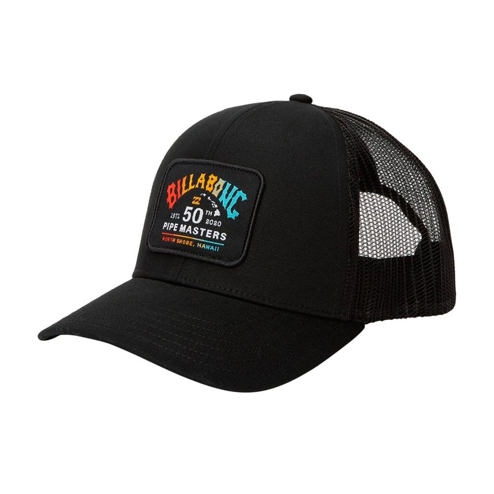 Billabong - Pipe - Trucker/Snapback - Black