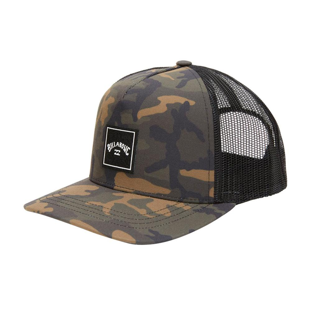 Billabong - Stacked - Trucker/Snapback - Camo/Black
