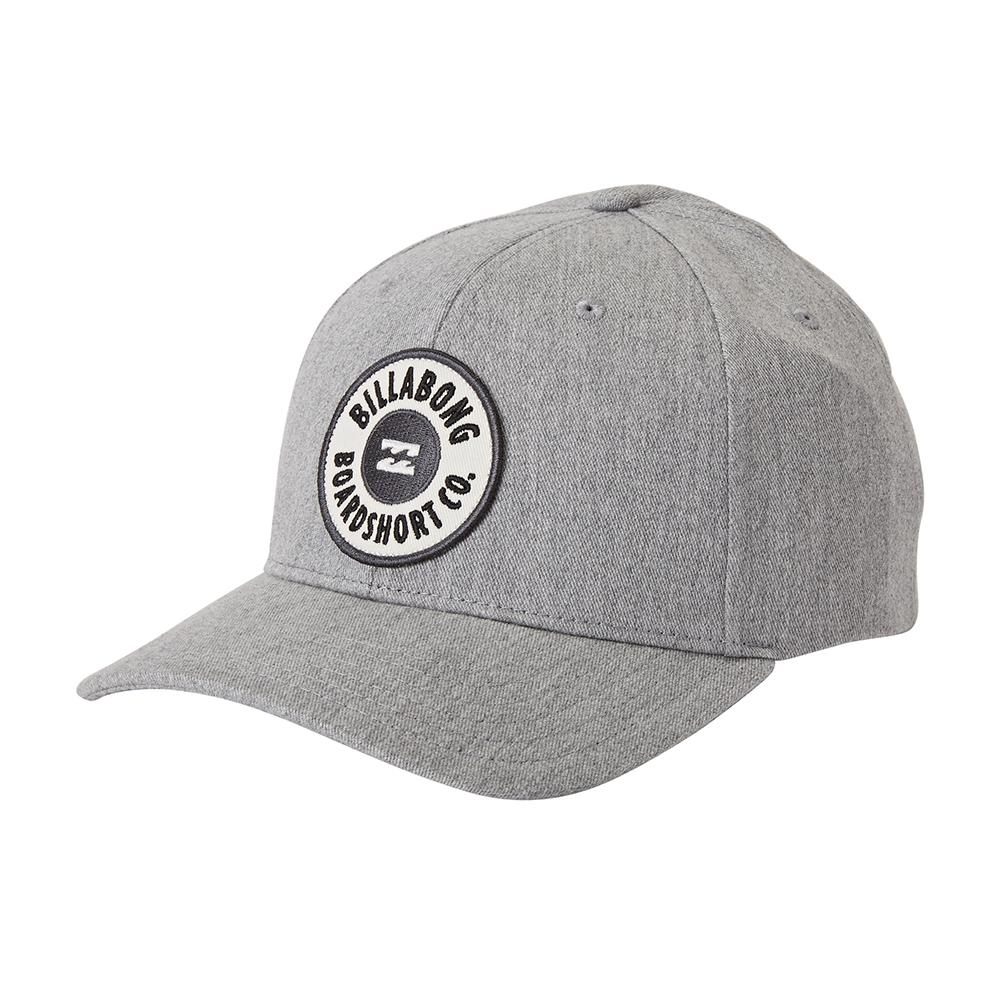 Billabong - Walled - Snapback - Heather Grey