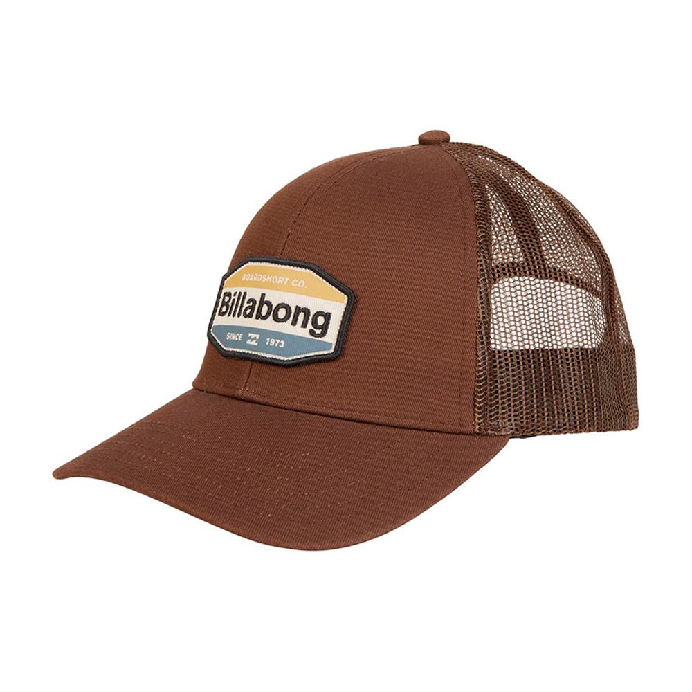 Billabong - Walled - Trucker/Snapback - Brown