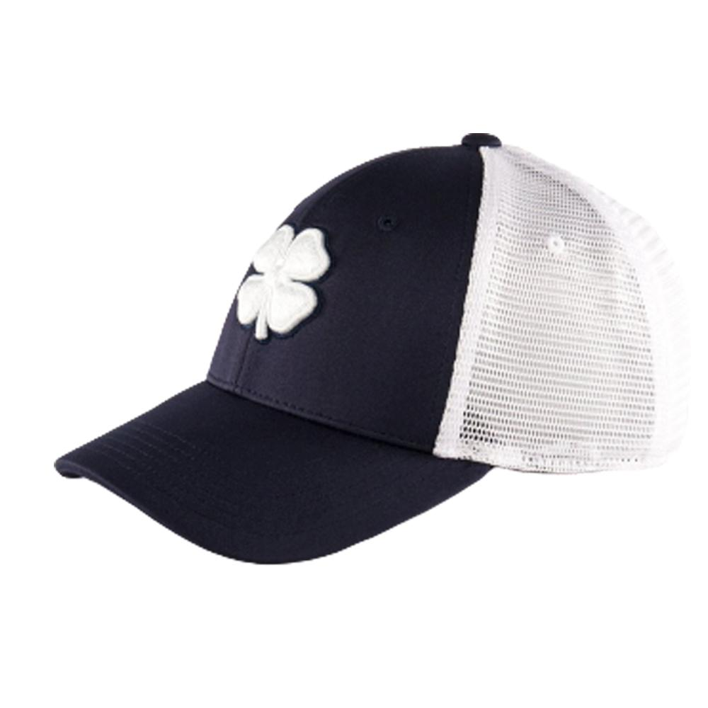 Black Clover - BC Fitted Mesh - Flexfit - Navy/White