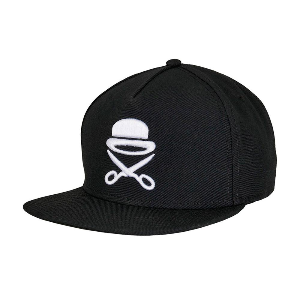 Cayler & Sons - PA Icon - Snapback - Black/White