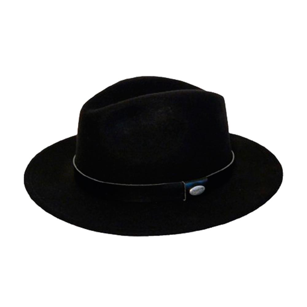 City Sport - Fedora Hat - Black