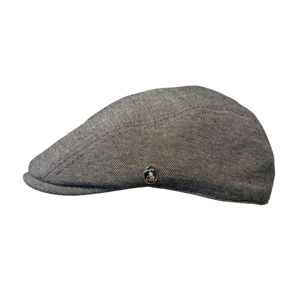 City Sport - S44 2966 - Sixpence/Flat Cap - Dark Grey