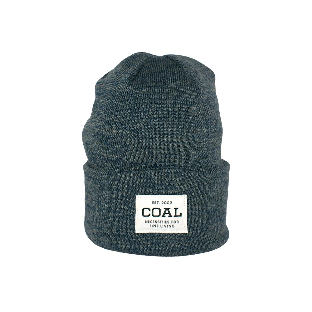Coal - The Uniform - Fold Up Beanie - Blue Marl