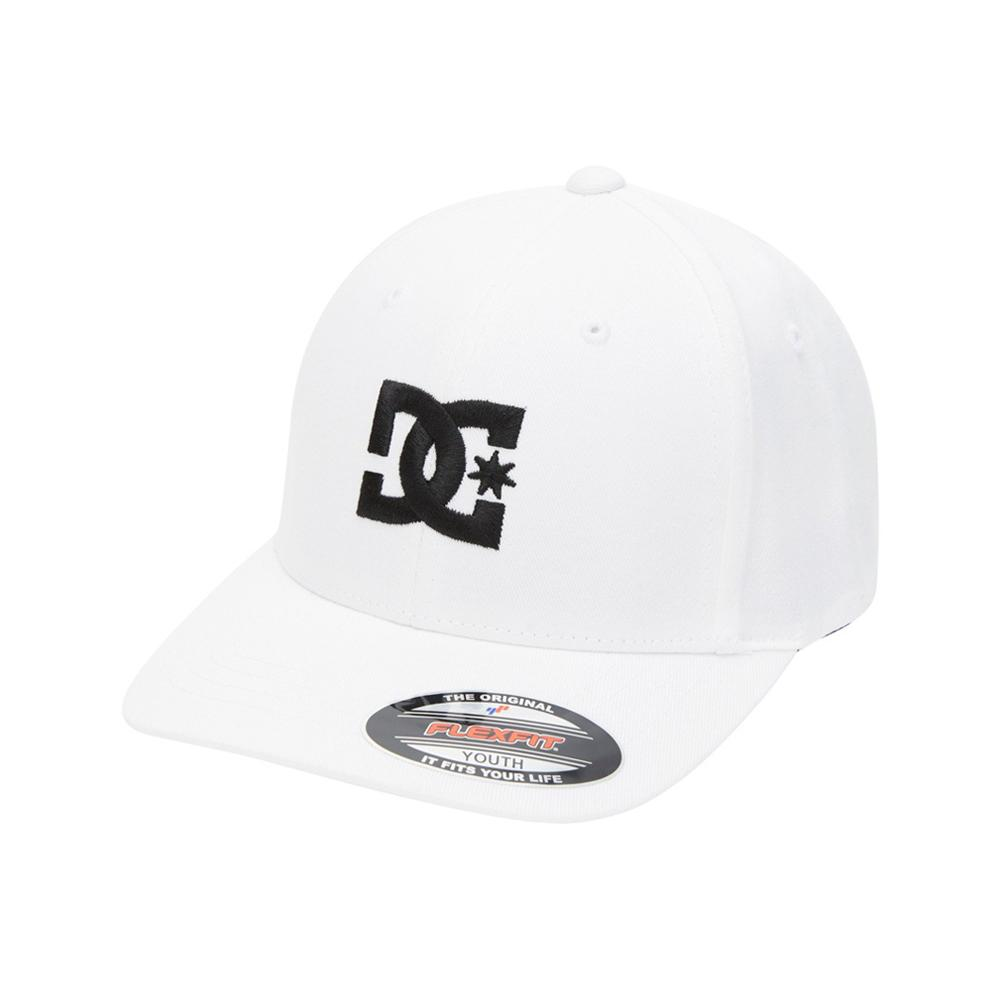 DC - Cap Star 2 Youth - Flexfit - White