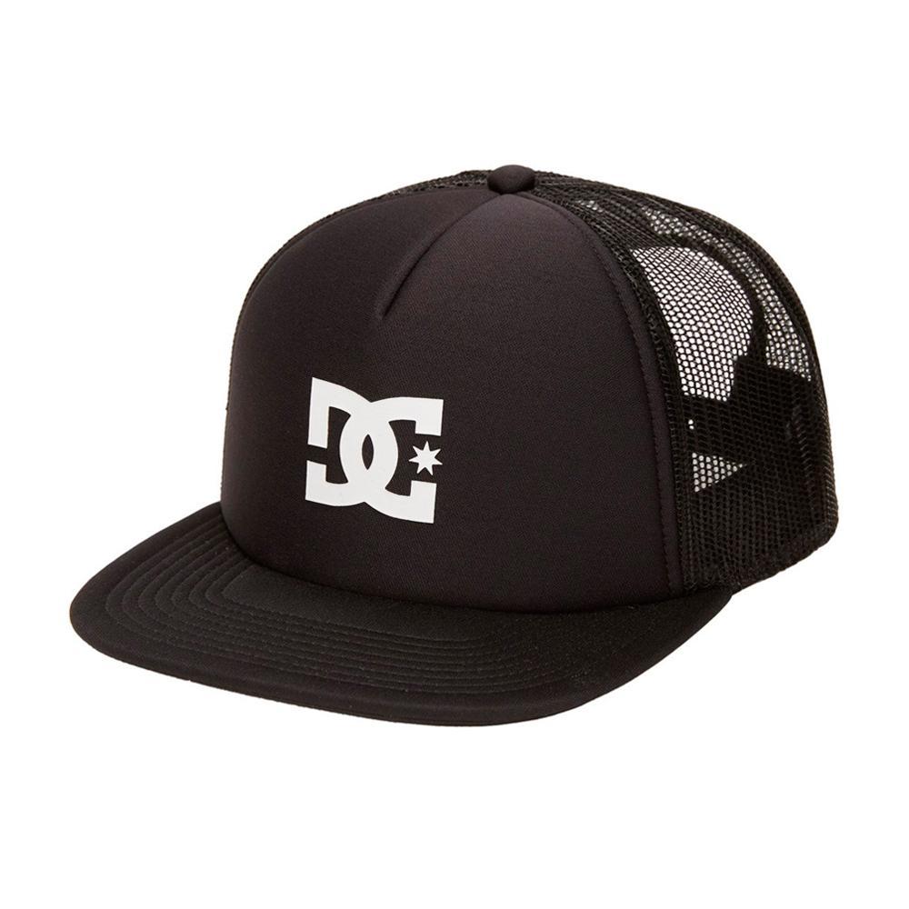 DC - Gas Station - Trucker/Snapback - Black
