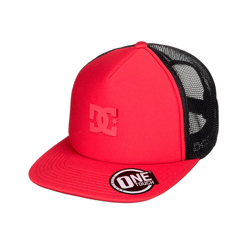 DC - Greet Up - Trucker/Snapback - Racing Red