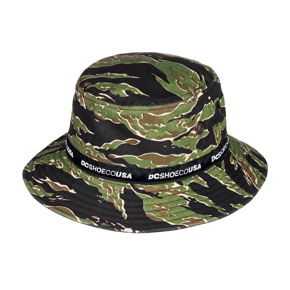 DC - Scratcher - Bucket Hat - Camo