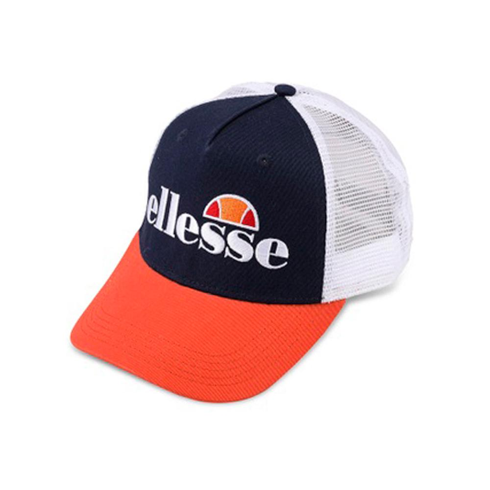 Ellesse - Podorro - Trucker/Snapback - Navy/White/Orange