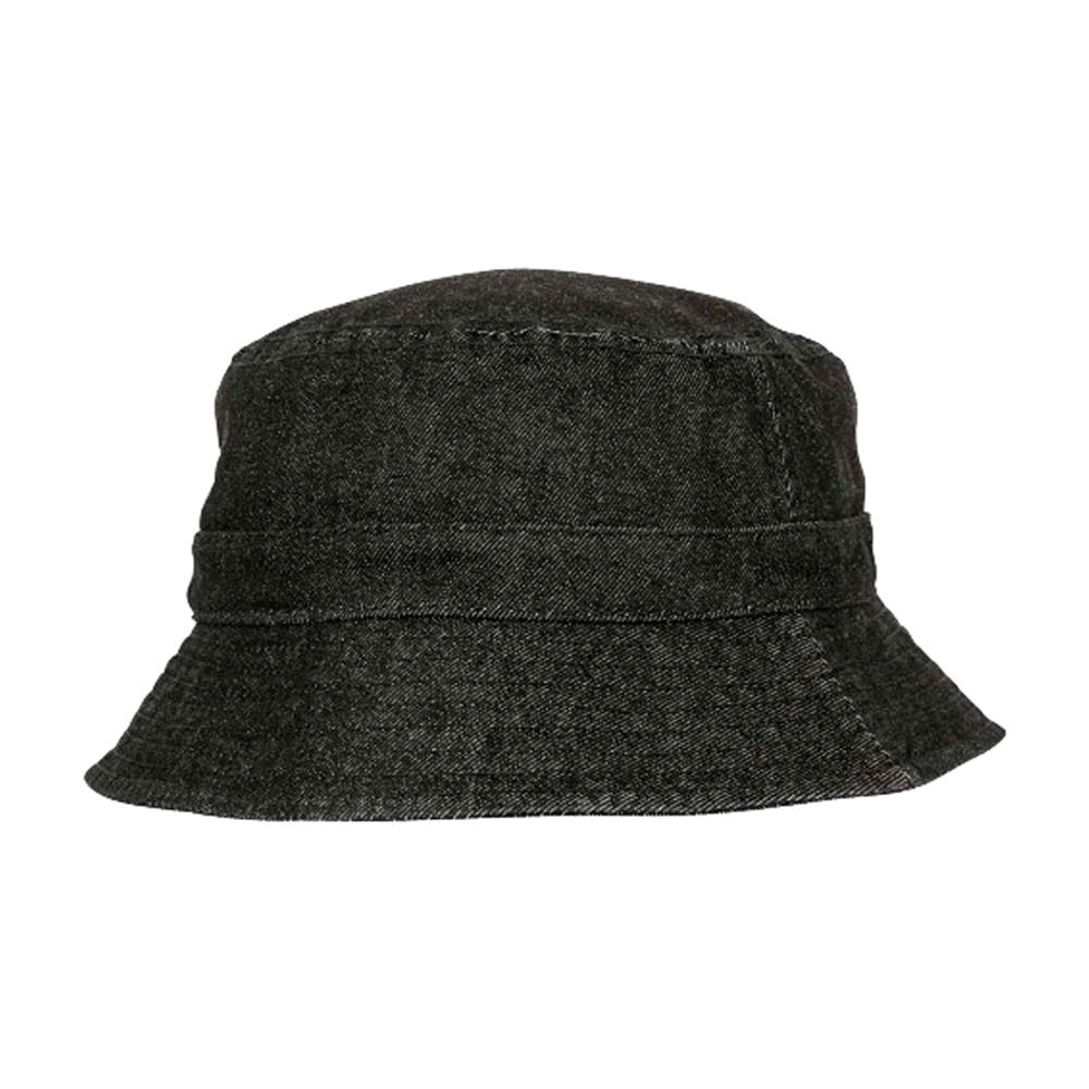 Flexfit - Bucket Hat - Black Denim