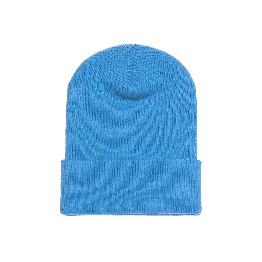 Yupoong - Fold Up Beanie - Carolina Blue