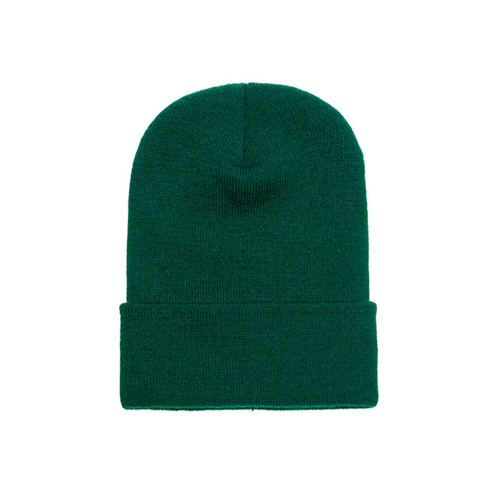 Yupoong - Fold Up Beanie - Spruce Green