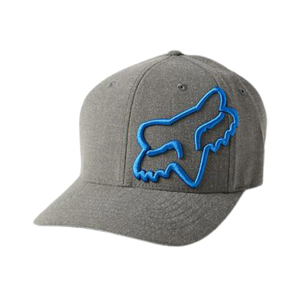 Fox - Clouded 2.0 Hat - Flexfit - Grey/Blue PTR