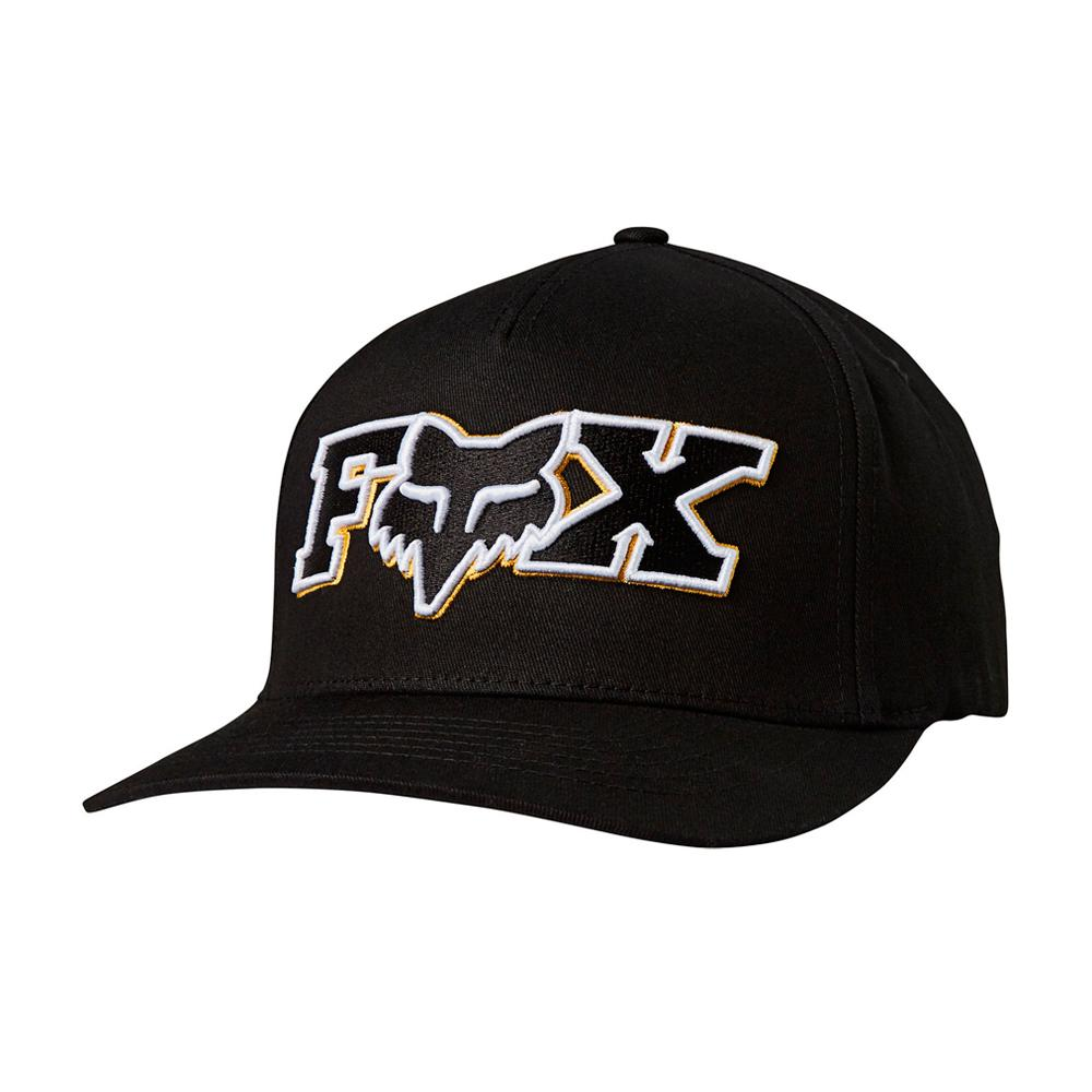 Fox - Ellipsoid - Flexfit - Black/Yellow