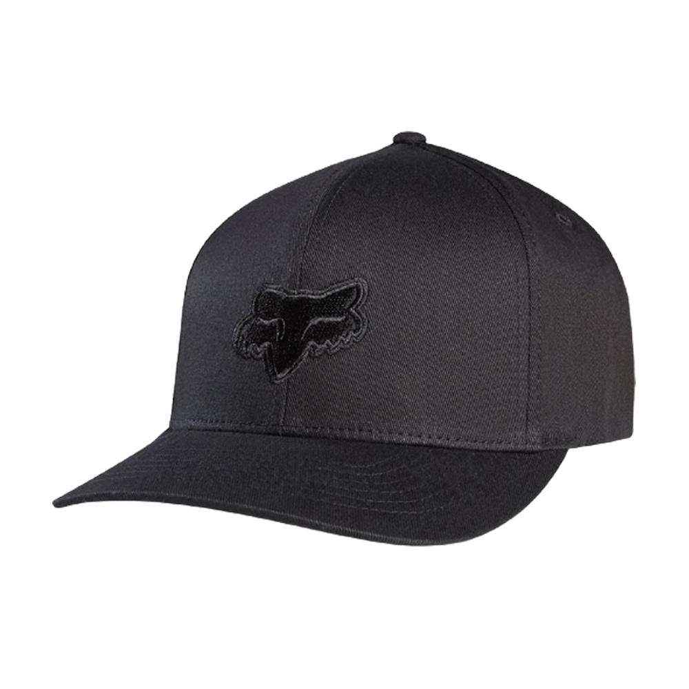 Fox - Legacy - Flexfit - Black/Black