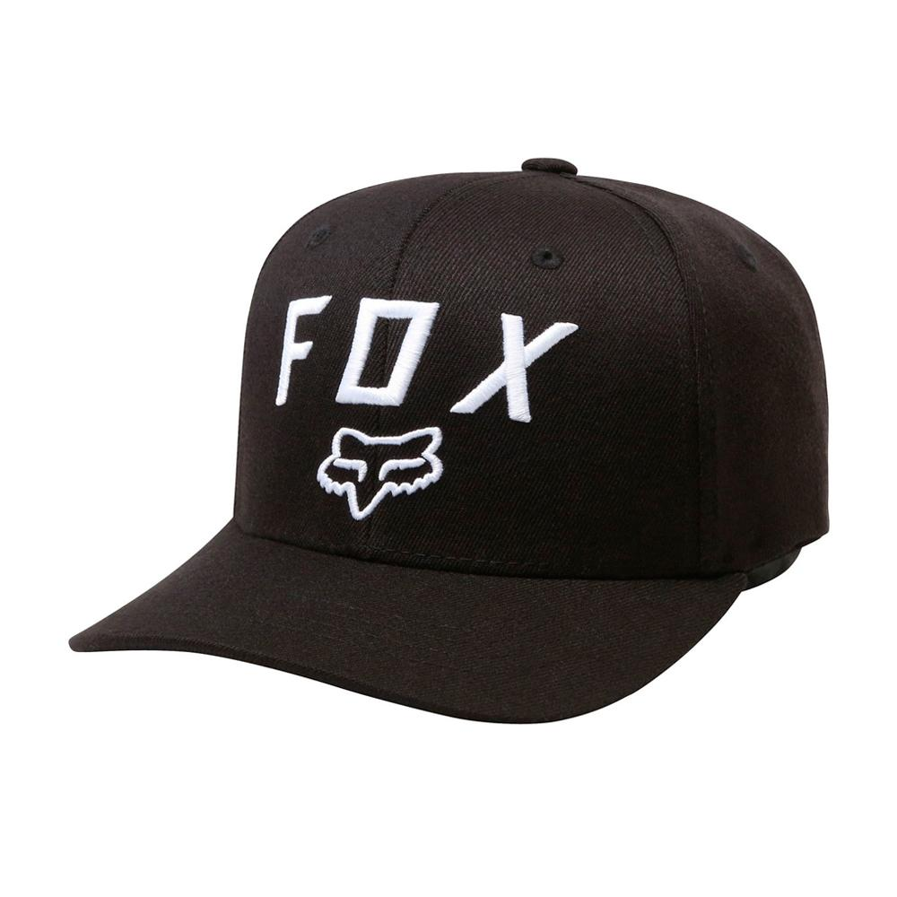 Fox - Legacy Moth 110 - Snapback - Black
