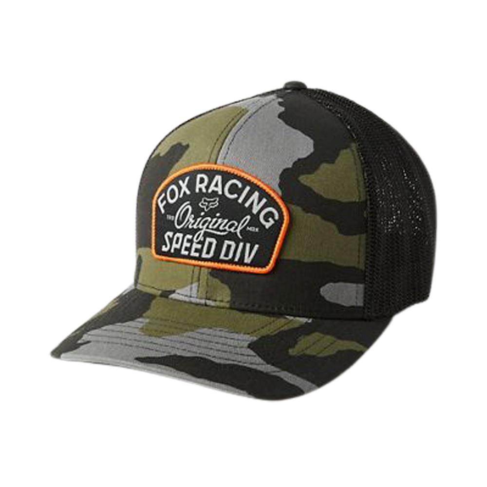 Fox - OG - Trucker/Flexfit - Green Camo