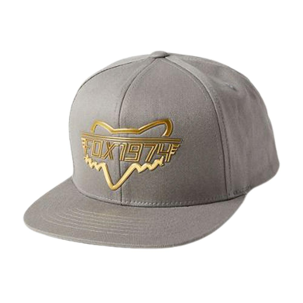 Fox - Razors Edge - Snapback - Silver/Gold PTR