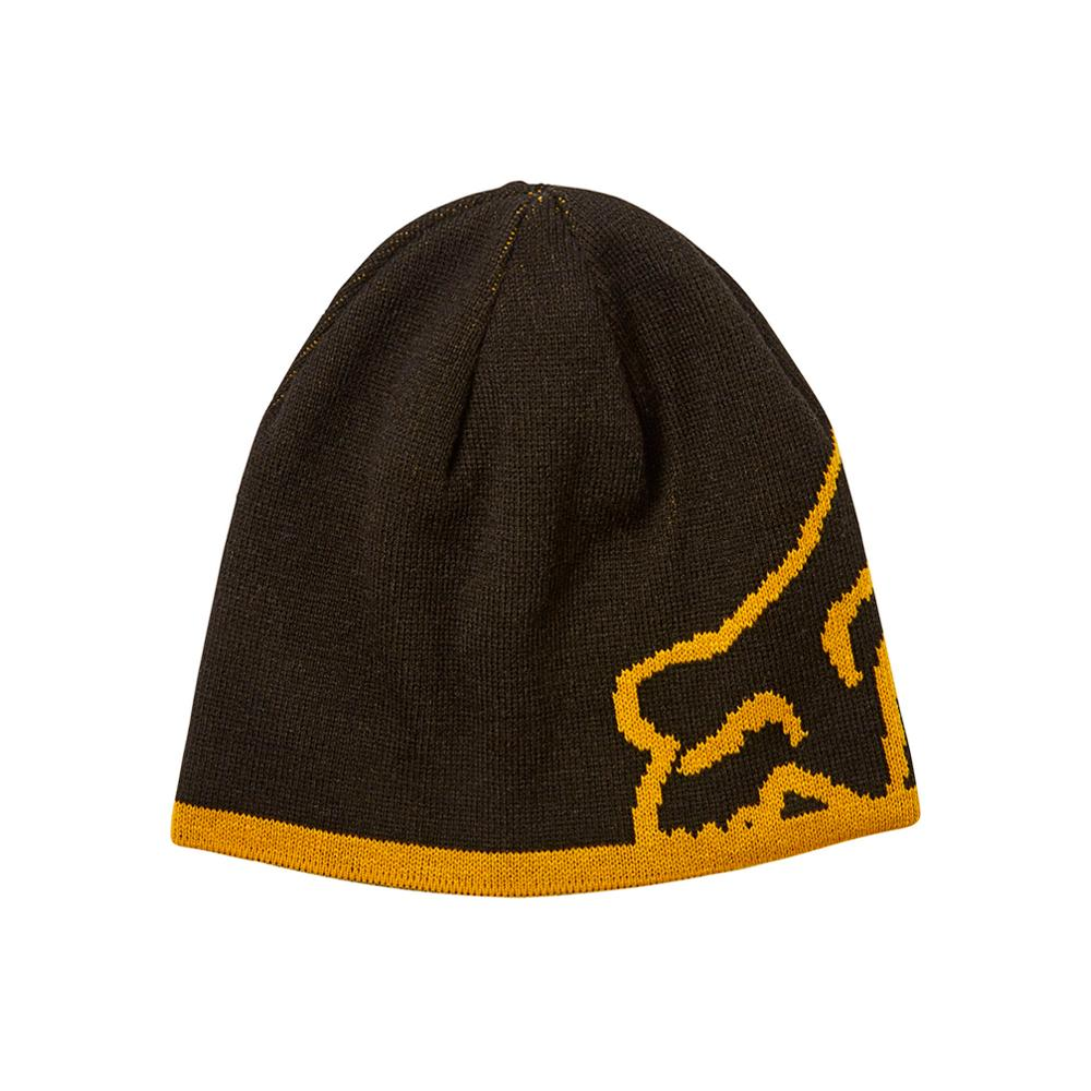 Fox - Streamliner - Beanie - Black/Yellow