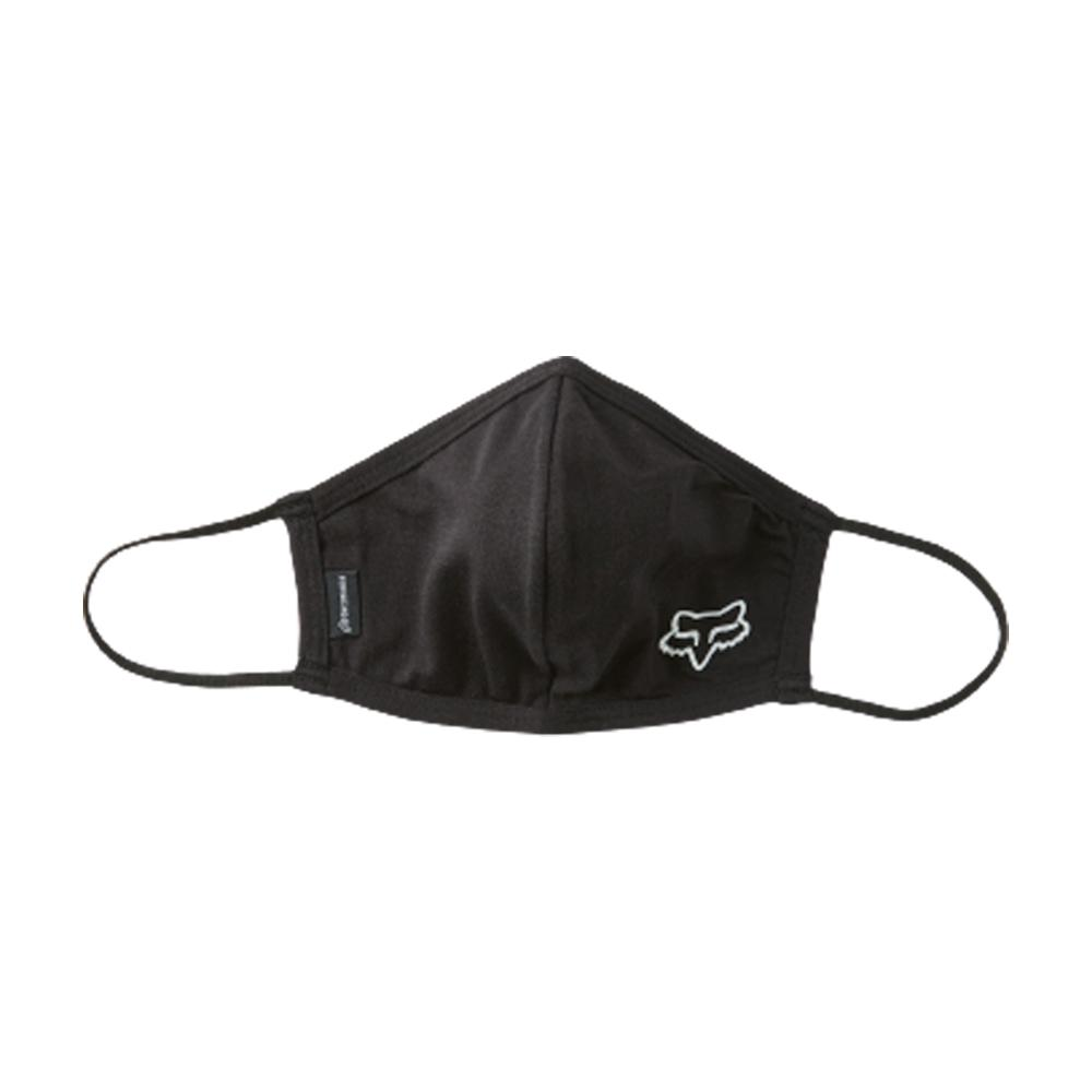 Fox - Youth - Face Mask - Black