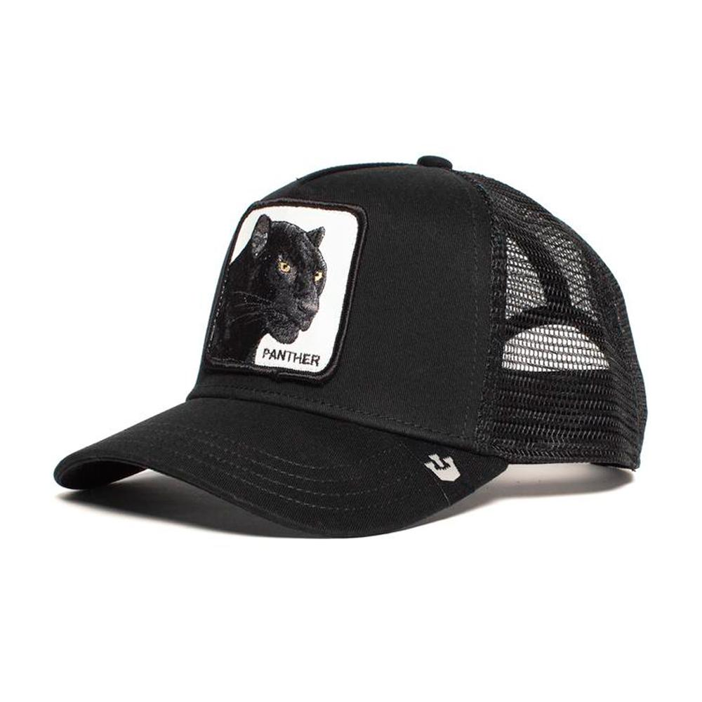 Goorin Bros - Black Panther - Trucker/Snapback - Black