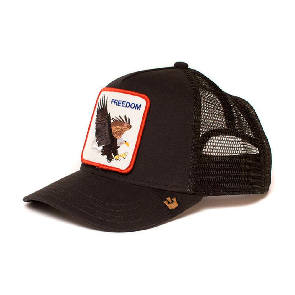 Goorin Bros - Freedom - Trucker/Snapback - Black