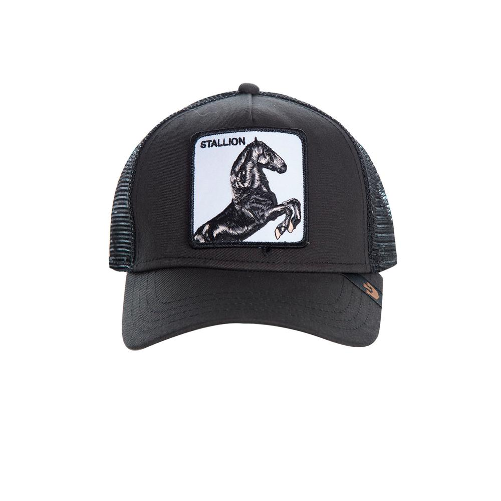 Goorin Bros - Stallion - Trucker/Snapback - Black