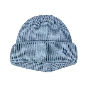 Hammaburg - Docker Knit - Beanie - Light Blue