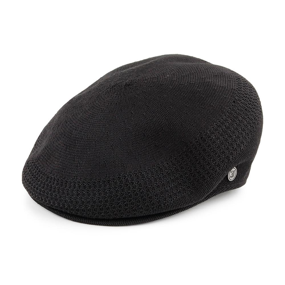 Jaxon & James - Summer - Sixpence/Flat Cap - Black