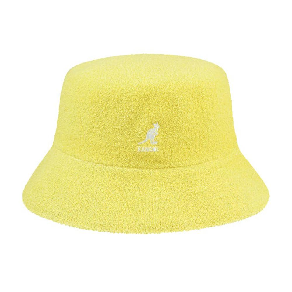 Kangol - Bermuda - Bucket Hat - Lemon Sorbet