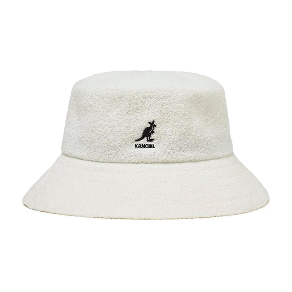 Kangol - Bermuda - Bucket Hat - White