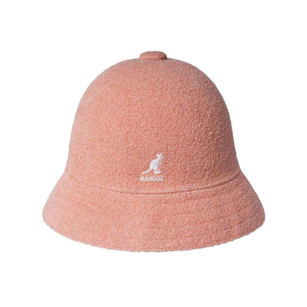 Kangol - Bermuda Casual - Bucket Hat - Peach Pink
