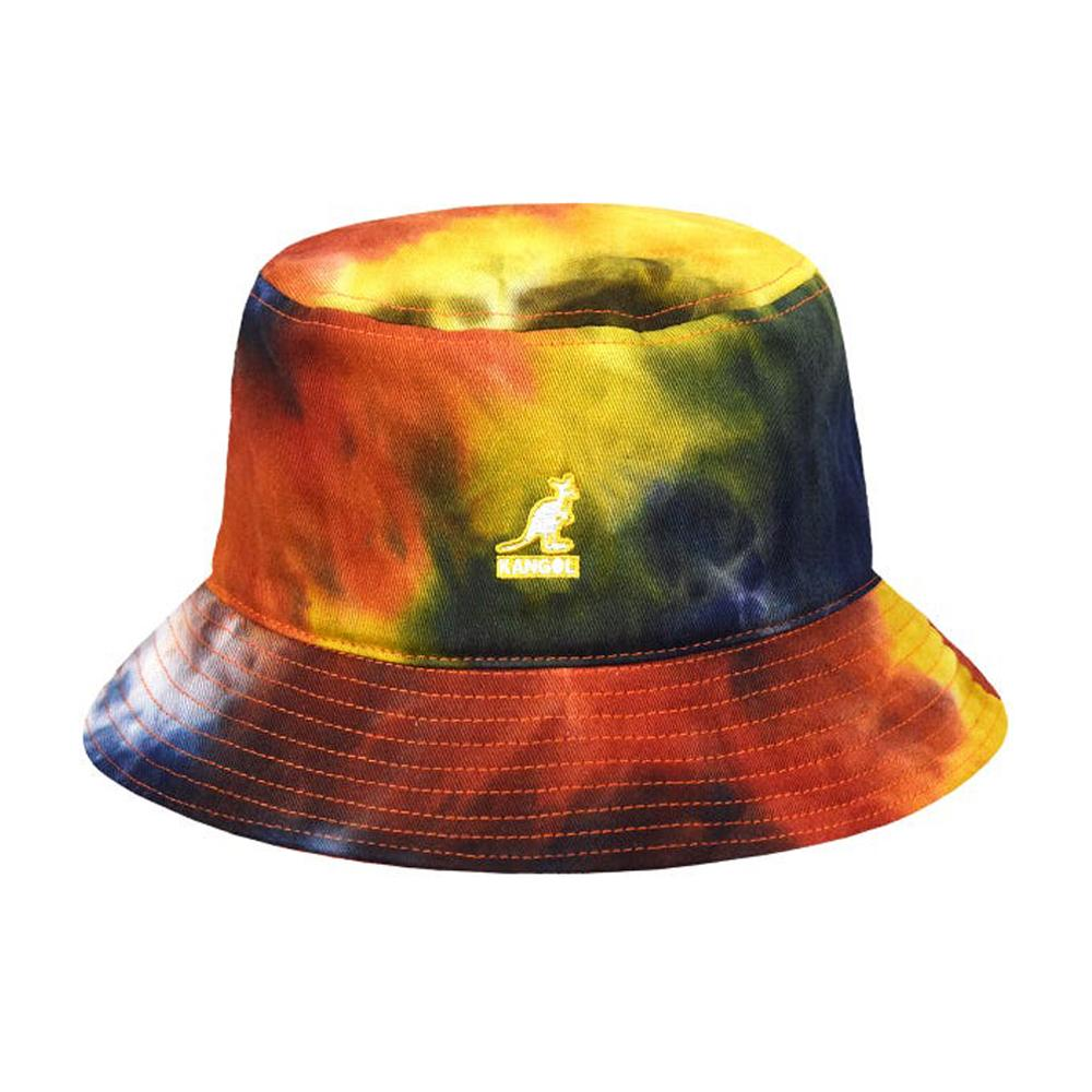 Kangol - Tie Dye - Bucket Hat - Golden Palm