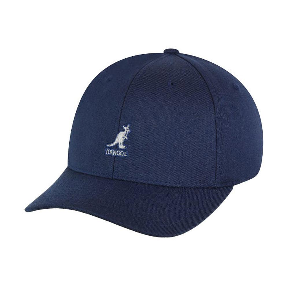 Kangol - Wool Baseball - Flexfit - Dark Blue