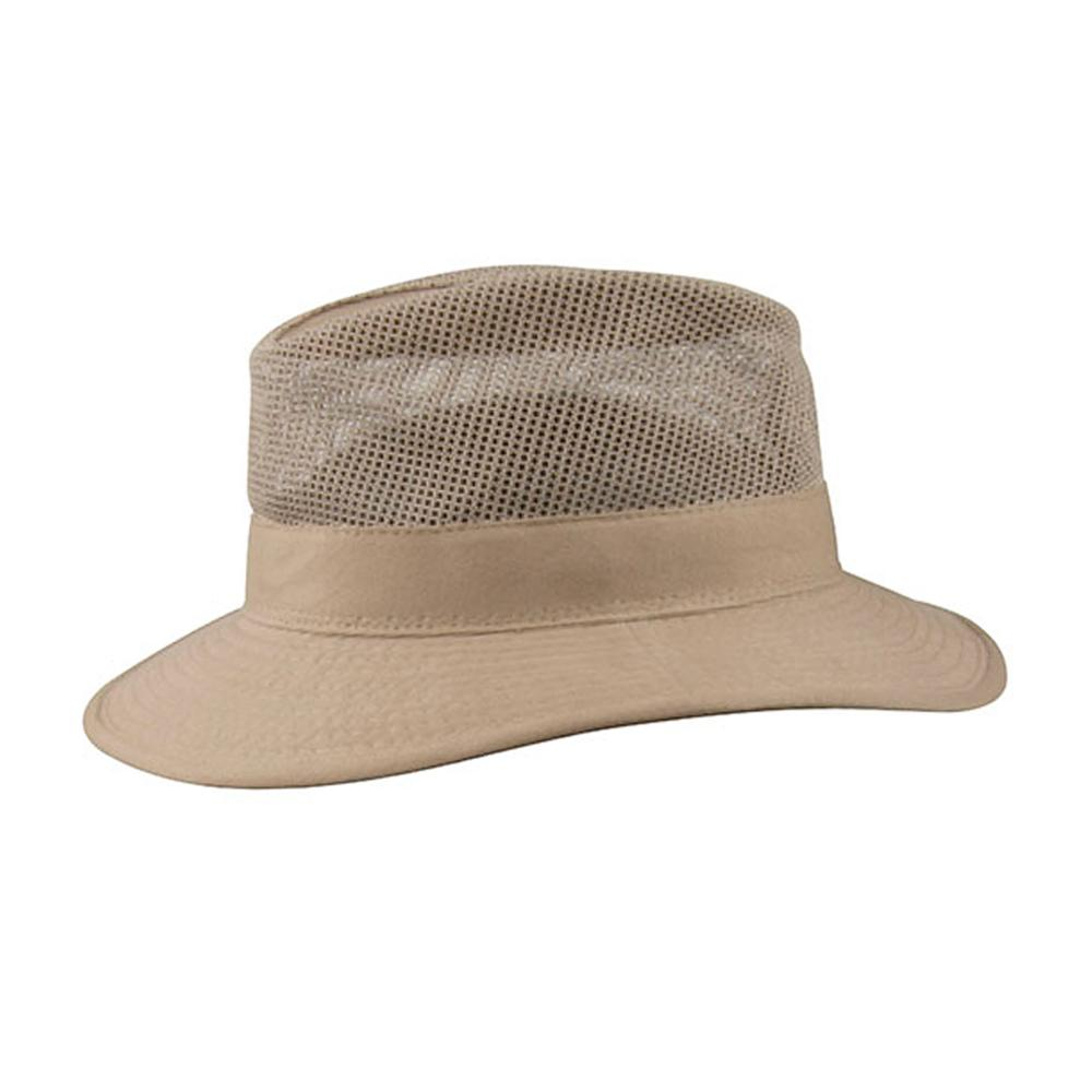 MJM Hats - Safari 10023 - Traveller Hat - Beige